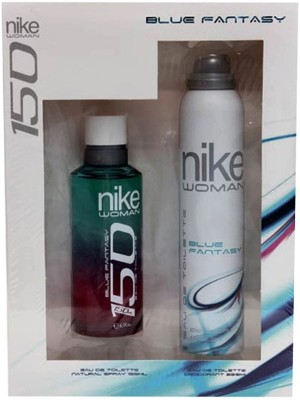 Nike Blue Fantasy Gift Set