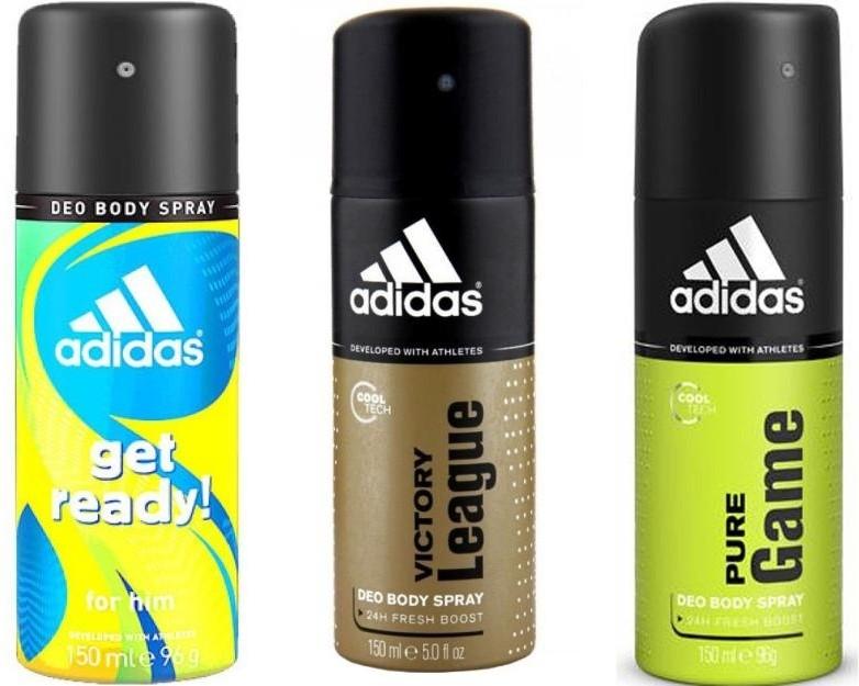Adidas Combo Set(Set of 3)