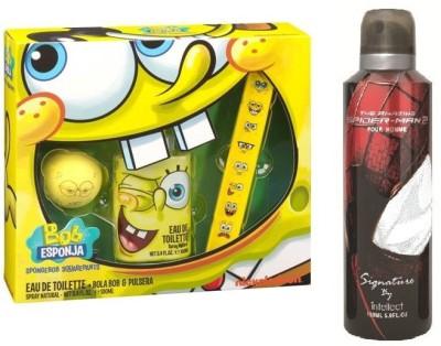 Disney Bob Sponge+Spider Signature Combo Set
