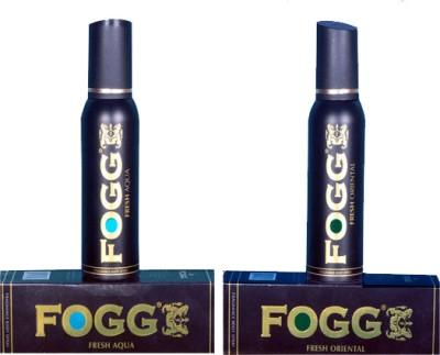 Fogg Fresh Aqua and Oriental Combo Set