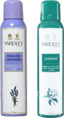 Yardley English Lavender and Jasmine Combo Set