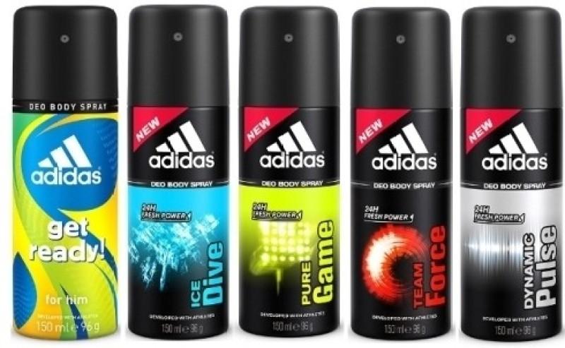 Adidas Combo Set(Set of 5)