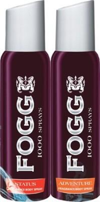 Fogg Deodorant No-1 Gift Set  Combo Set