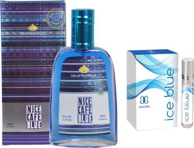 Kr Attarwala Fresh Aqua Perfume Gift Set  Combo Set