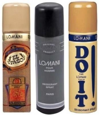 Lomani Combo Set
