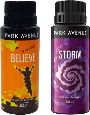 Park Avenue Believe and Storm Combo Set