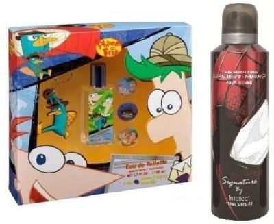 Disney Phineas & Ferb_spi Sign Combo Set