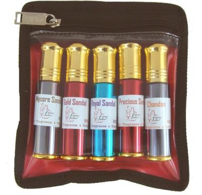 Fragrance & Fashion Sandalwood Combo (SEO) Gift Set