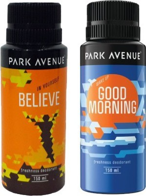 Park Avenue Believe and Good Morning Combo Set