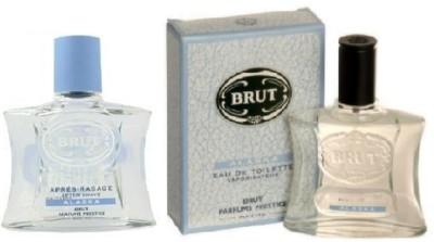 Brut Combo Kit Alaska Aftershave 100ml, EDT 100ml Gift Set  Combo Set
