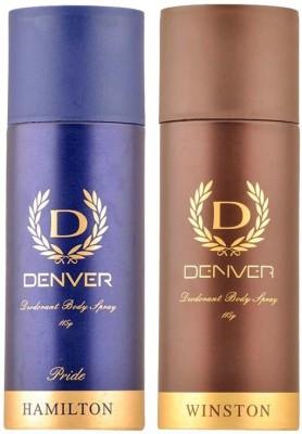Denver Deodorant No-17 Gift Set  Combo Set