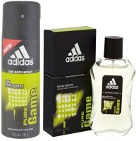 Adidas Pure Game Combo Set(Set of 2)