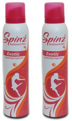 Spinz Exotic Combo Set