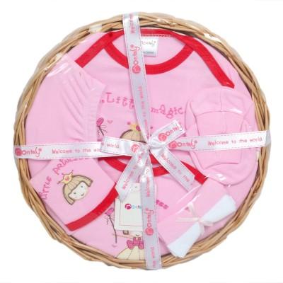 Baby Bucket Baby Bucket 9 Pcs. baby Gift Set Combo Set
