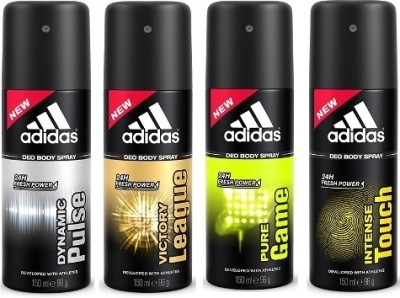 Adidas Combo Set(Set of 4)