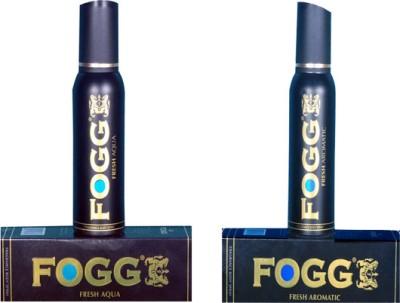 Fogg Fresh Aqua and Aromatic Combo Set