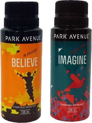 Park Avenue Believe and Imagine Combo Set