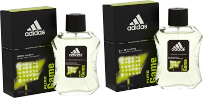 Adidas Pure Game - Pack of 2 Gift Set