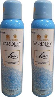Yardley Lace Combo Set