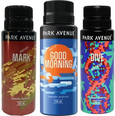 Park Avenue GoodMorning,Dive and Mark Combo Set