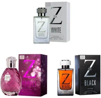Zaza Purple Black & White Gift Set