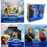 Disney Frozen 4 Games Value Set Playing ...