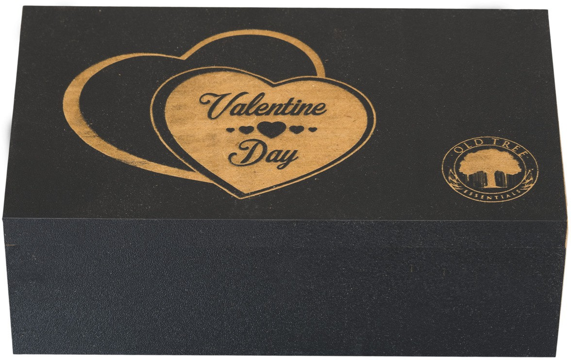 Old Tree Valentine Day Gift For Girlfriend Combo Set(Set of 1)