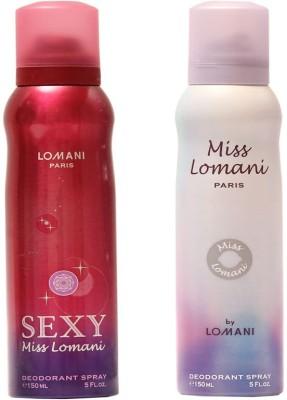 Lomani Miss Lomani,Sexy Combo Set