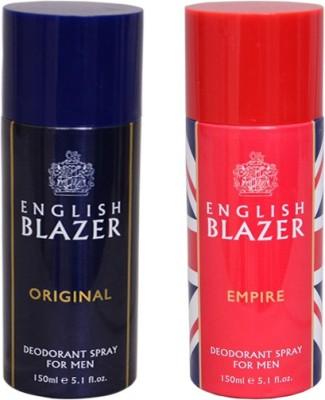 English Blazer Original::Empire Combo Set
