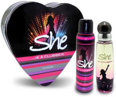 Archies She Is Clubber Gift Set  Combo Set