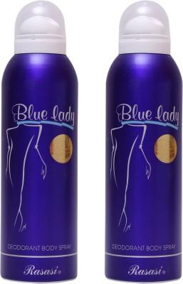 Rasasi Blue Lady Combo Set