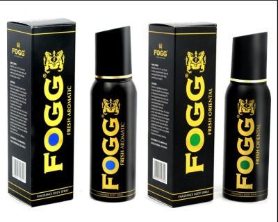 Fogg Oriental & Aromatic Combo Set