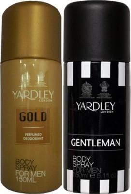 Yardley Combo Set
