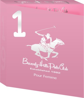 Bhpc Beverly Hills Polo cLub Sport Gift Set (set of3) for Women No 1 Combo Set