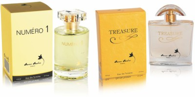 Anna Andre Paris Numero I & Treasure Perfume Gift Set
