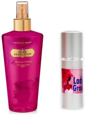 Victoria's Secret Pure Seduction and Lady Grace Combo Set