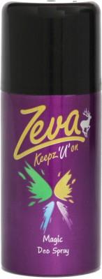 Zeva Keepz U On Deo Magic Deodorant Spray  -