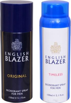 English Blazer Original::Timeless Combo Set