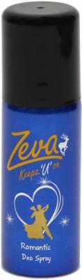 Zeva Keepz U On Deo Romantic Deodorant Spray  -