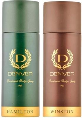Denver Deodorant No-15 Gift Set  Combo Set