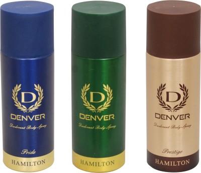 Denver Prestige,Hamilton,Honour,Pride Combo Set