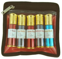 Fragrance & Fashion Rose Combo (SEO) Gift Set(Set of 5)