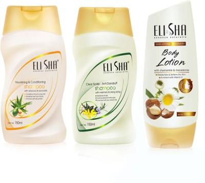 Elisha Anti Dandruff Shampoo