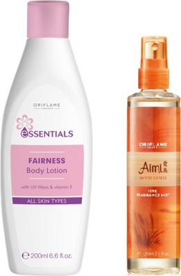 Oriflame Sweden BODY CARE COMBO