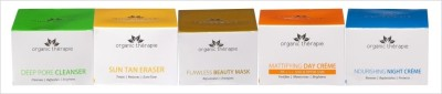 Organic Therapie Total Day and Night Care Combo