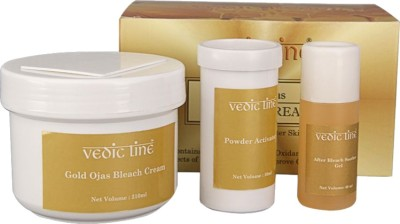 Vedic Line Gold Ojas Bleach Cream