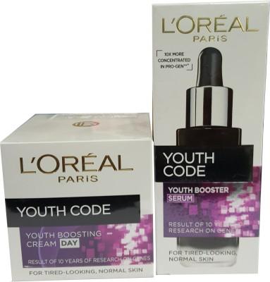 L,Oreal Paris Youth Code Combo