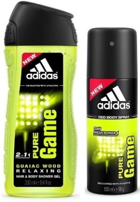 Adidas Pure Game 2-in-1 Shower Gel & Pure Game deo