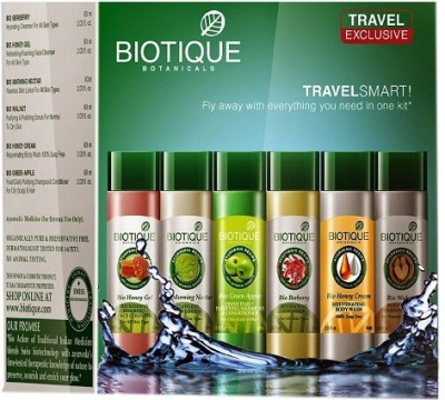 Biotique Travel Kit
