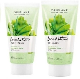 Oriflame Sweden Love Nature Aloe Vera